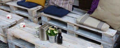 Canapé palette : comment faire un canapé à base de palettes ?
