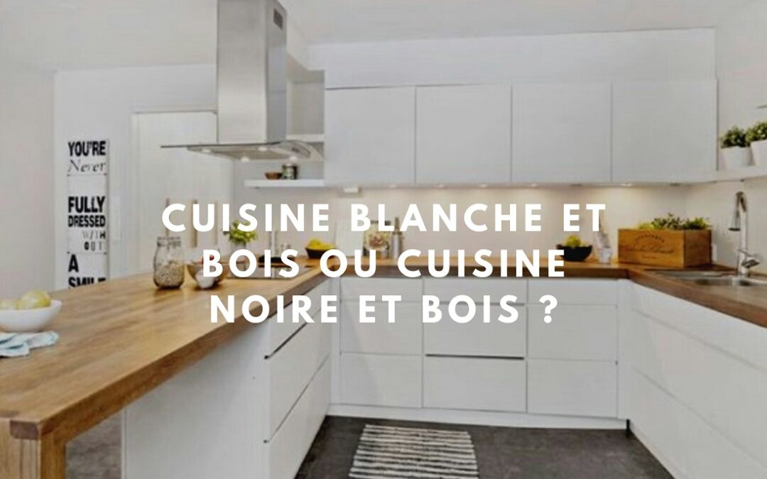 Des cuisines très design qui vont vous fasciner