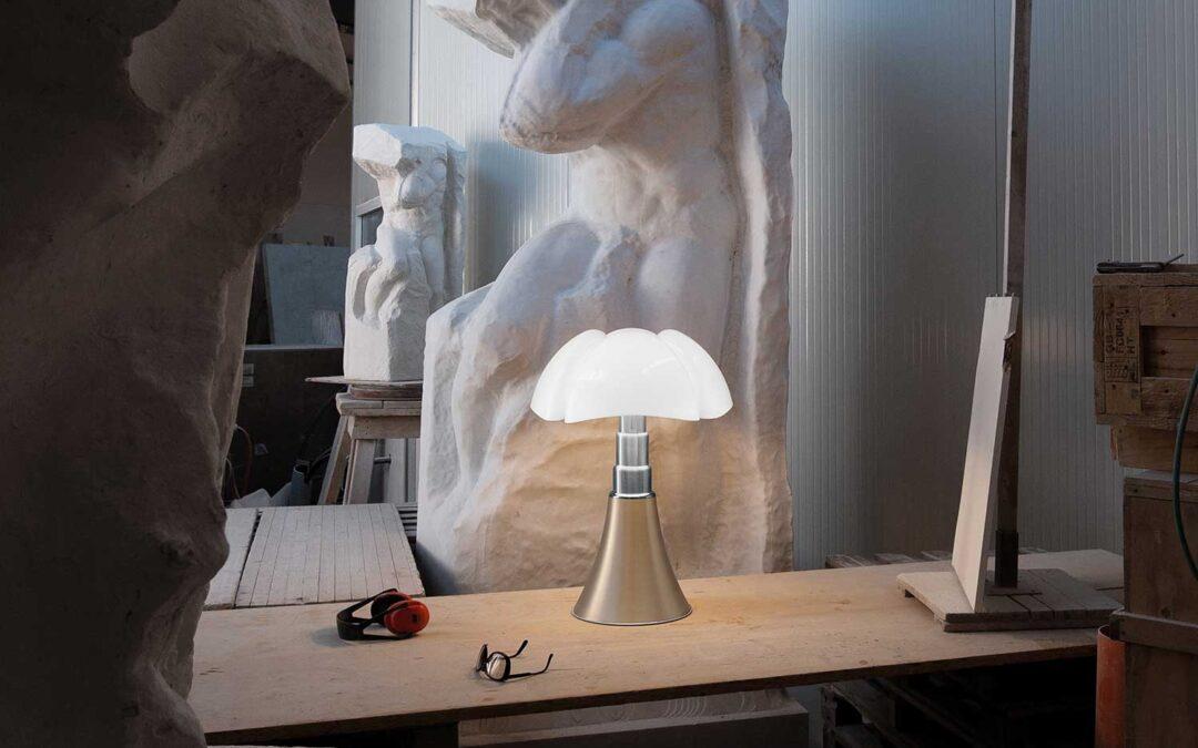 La lampe Pipistrello, la nouvelle tendance à ne pas rater