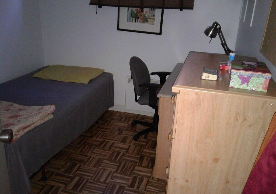 Retour sur la décoration de mon école primaire, de mon dortoir universitaire et de mon premier appartement